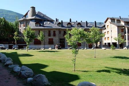 Apartment in Benasque - Linsoles - 公寓