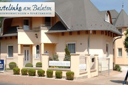 Castelinho Apartments at Balaton - Gyenesdiás - Apartment