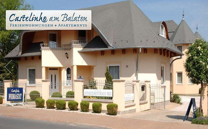 Castelinho Apartments at Balaton