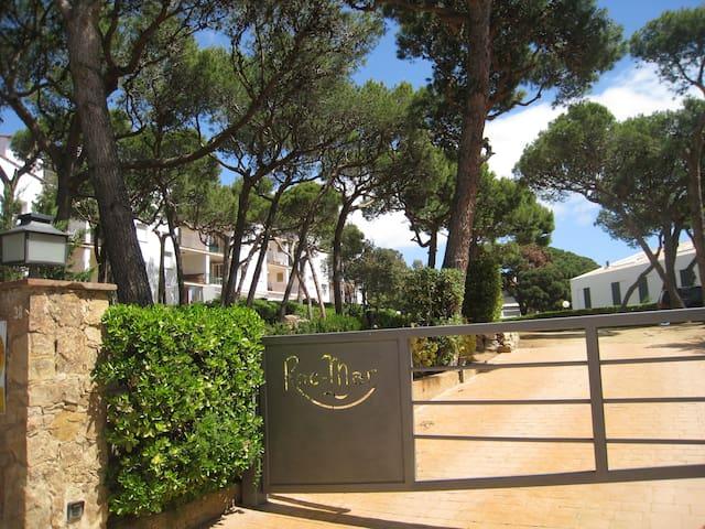 Apartamento al lado del mar - Calella de Palafrugell - Byt