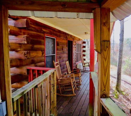 Cherokee, Smoky Mountain Cabin #2