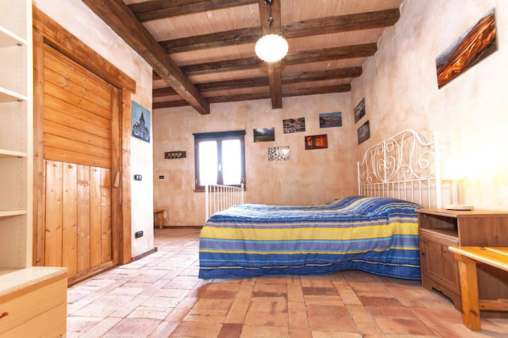IL FAVOgoLOSO - Camera OCRA - Alatri - Bed & Breakfast