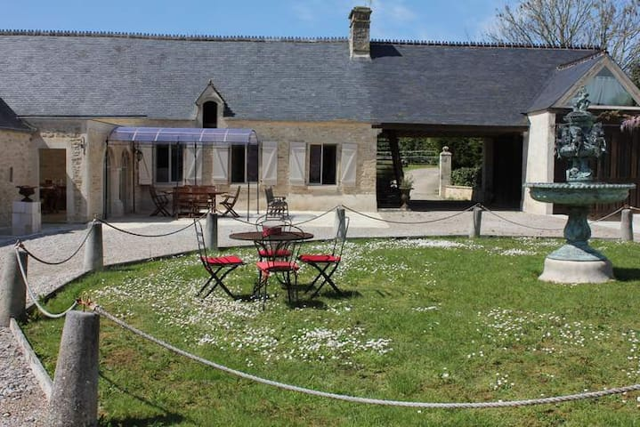 Maison au calme - Morville - Dom
