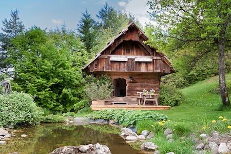 Romantic cottage in Carinthia  - Cabin