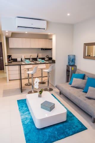 Wonderful living room!