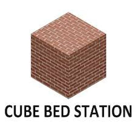 Cube Bed Station-Male Dorm 7A