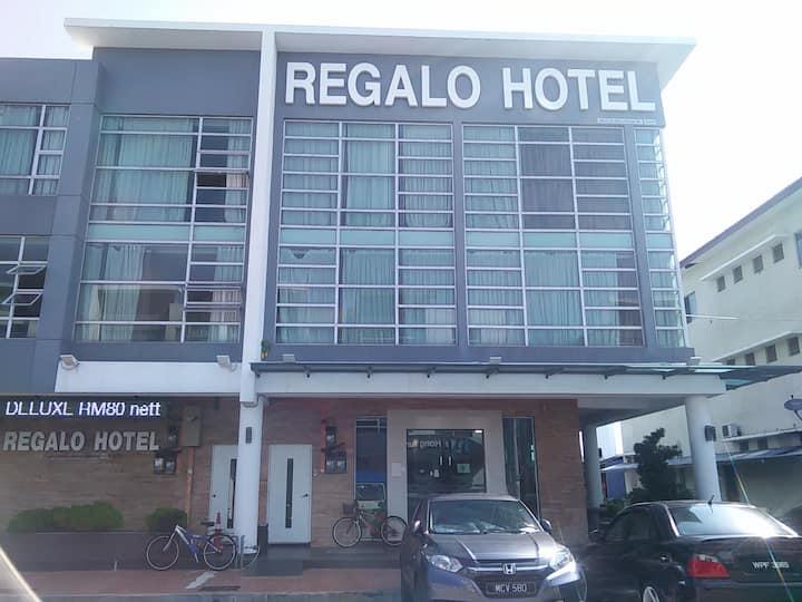 Regalo Hotel@Melaka city centre