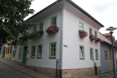 Fewo Am Plan - Arnstadt - Apartment