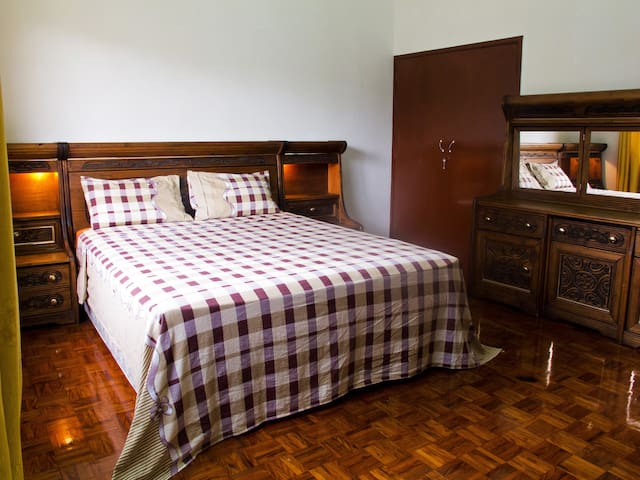 Central accommodation in Maputo