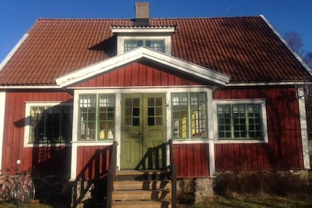 Sommarhus Öland - en central oas - Färjestaden - Kabin