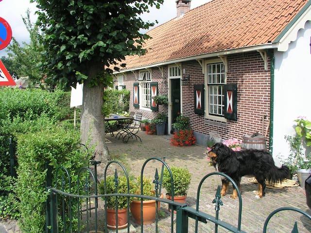 Cottage 20 mins to Utrecht - Laren - House
