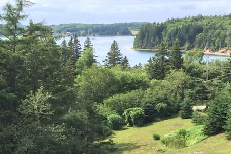 Lunenburg NS Oceanview Country Cottage