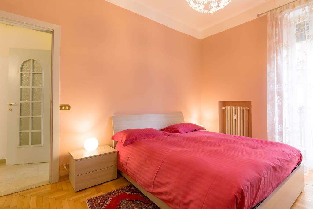 Appartamento con due camere in borgo trento appartamenti for Appartamenti con due camere matrimoniali