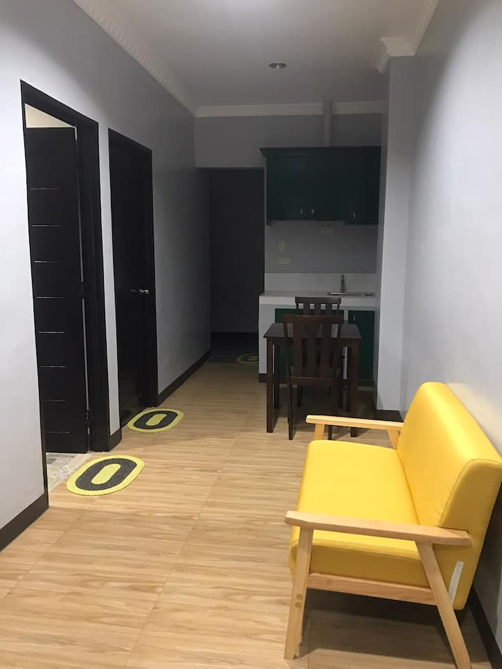 2 Bedroom Apartment Unit, Safe and Secure