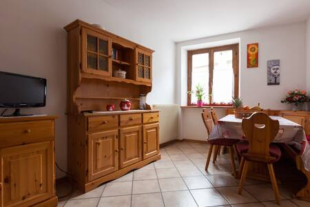 Apartment Zeni - Brenta Dolomites - Molveno