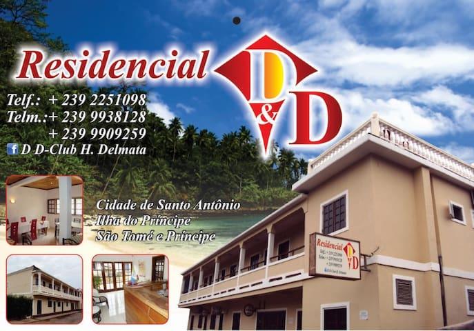 RESIDENCIAL D&D - ILHA DO PRÍNCIPE