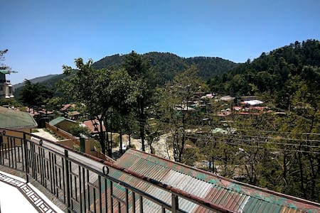 ★Star View Pet Friendly-2-BHK★Mashobra-Shimla★