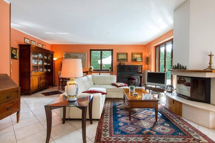 Enchanting villa with private pool - Verbania - Villa