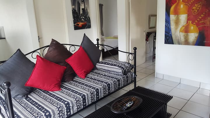 Sunshine Self Catering - 2 Bedroom Unit upstairs