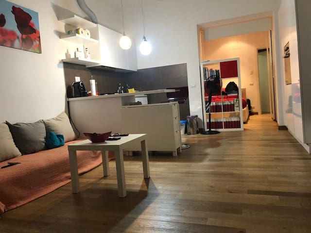 Delizioso appartamento in centro