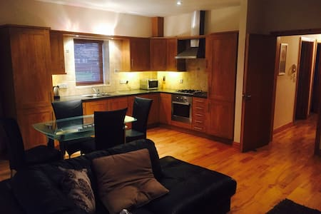 Superior 2 bed apt Dundalk stadium - Dundalk - Huoneisto