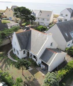 Ty Maden, maison située à 50 m de la plage - Сен-Пьер-Киброн