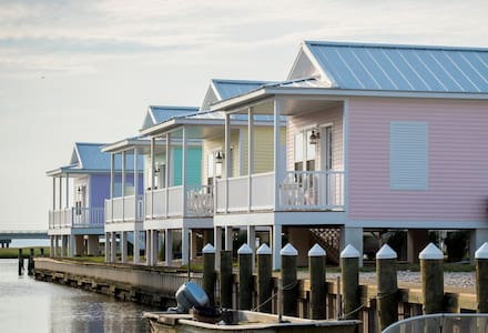 Key West Cottages on the Chincoteague Bay II