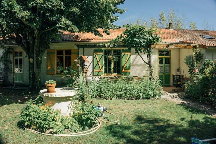 Villa de charme Sud-Bretagne  (6 pers.)