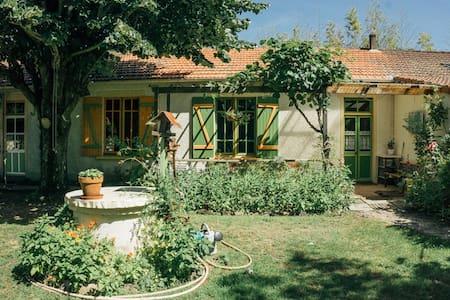 """Villa de charme """"Clémentine"""" accueille 6 pers. - Saint-Brevin-les-Pins - 別荘"""