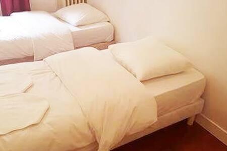 #Private#Room#Cheap#Cheap#5 - París - Casa
