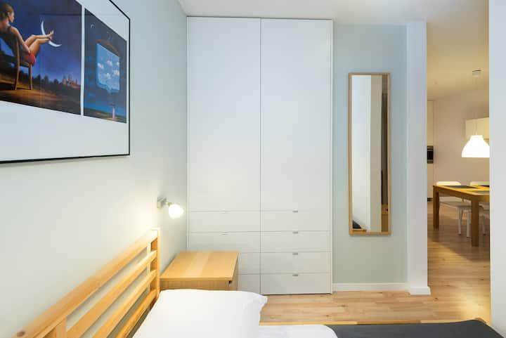 Piękny apartament w skandynawskim stylu! Centrum