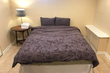 Simple, Private Bedroom For Quick Night Stay (2)