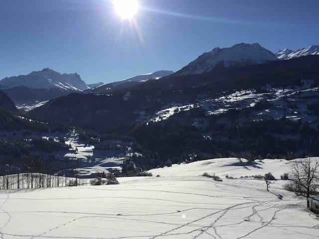 Ski/Summer Chalet Apt. - Region Lenzerheide