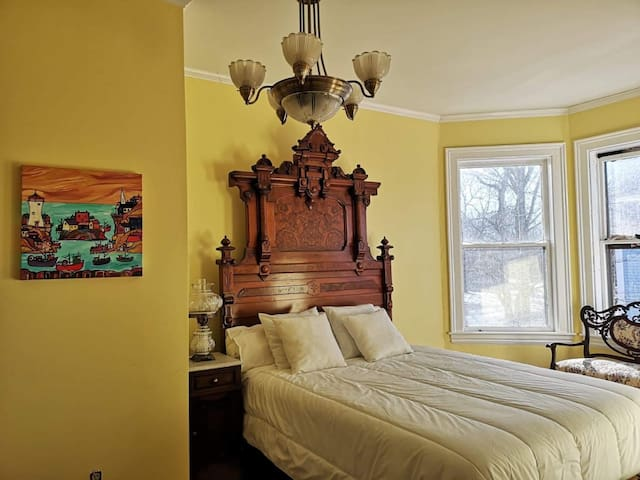 Kilduff Room in the Carlisle House