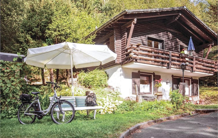 Holiday apartment with 1 bedroom on 35m² in Schönecken