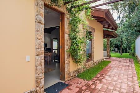 Casa Amarela, Vilinha em Joaquim Egídio, Campinas