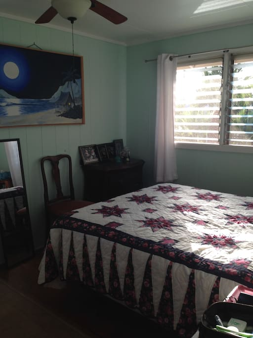 Front Bedroom- Available for extra $25.