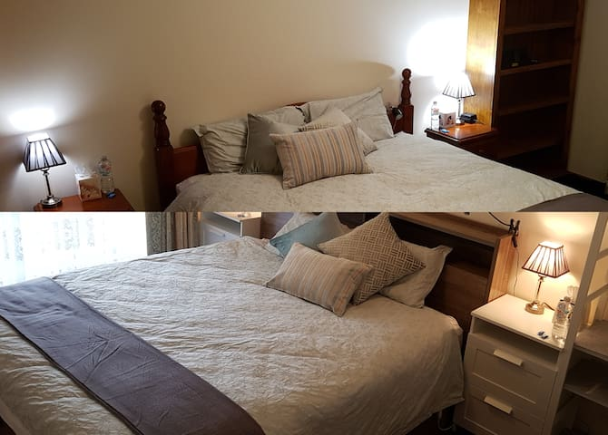 King Beds, City Fringe: Ideal for family/small grp
