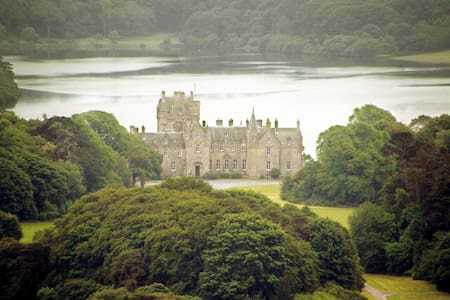 Lochinch Castle, Chauffeur's Apartment - Dumfries and Galloway