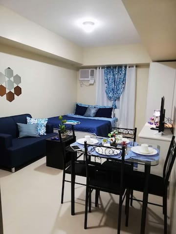 Unit #2703  in Cebu I.T. Park (very accessible)