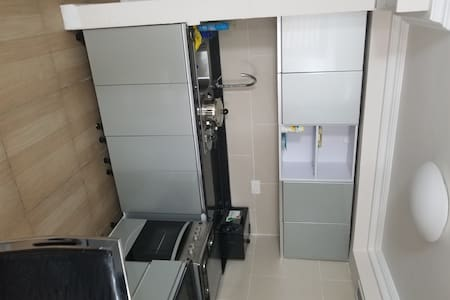 Clean apartment close to Lagos Island and Apapa