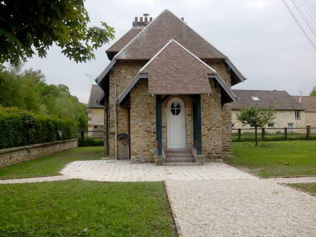 Gîte du Bois près de Disneyland - Neufmoutiers-en-Brie - Haus
