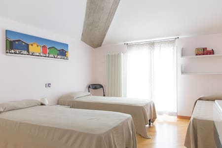 Sea apartment for rent in Pineto - Pineto - Appartement
