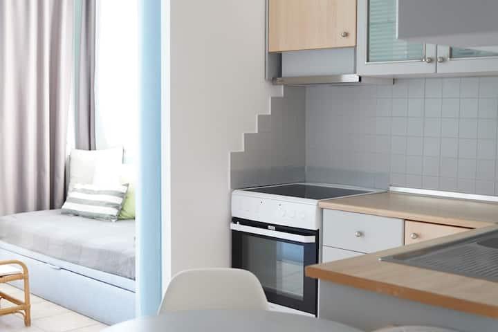 Alterra Vita: Summer Apartment for 4, N.Marmaras