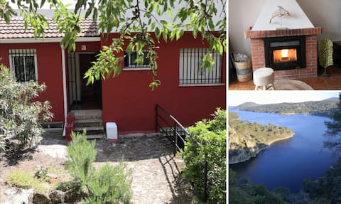Pantano San Juan, Susan Home, chalet completo