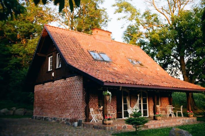 Poganty- Mały Domek- apartament 2
