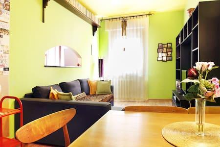 Valentina's Central Home - Novara - 公寓