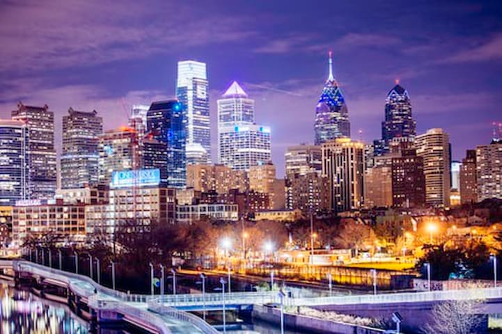 Come experience Philadelphia,  living and learning