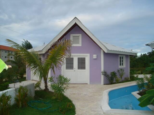 Tropical Style Villas in Cabarete   - Cabarete - Lägenhet