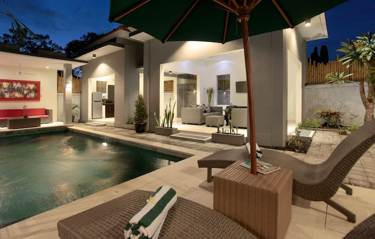 Luxury Villa 3 with Private Pool